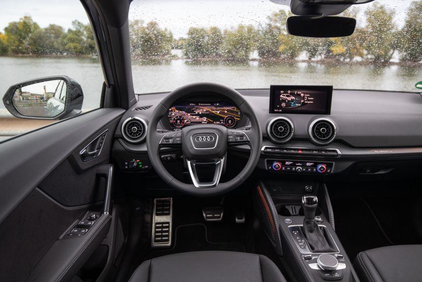 MEGA GALLERY: 2021 Audi Q2 facelift in greater detail Image #1197655