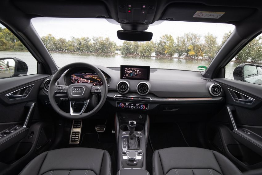 MEGA GALLERY: 2021 Audi Q2 facelift in greater detail Image #1197656