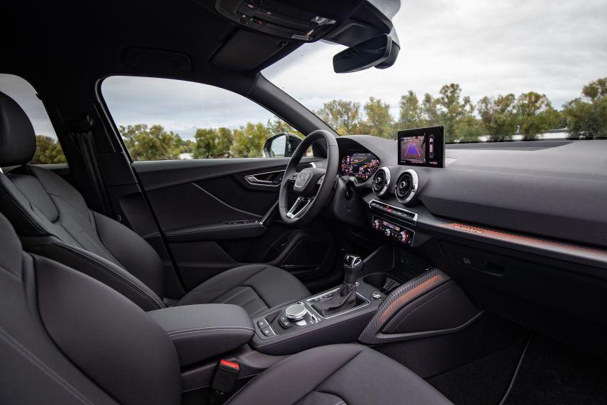 MEGA GALLERY: 2021 Audi Q2 facelift in greater detail Image #1197657