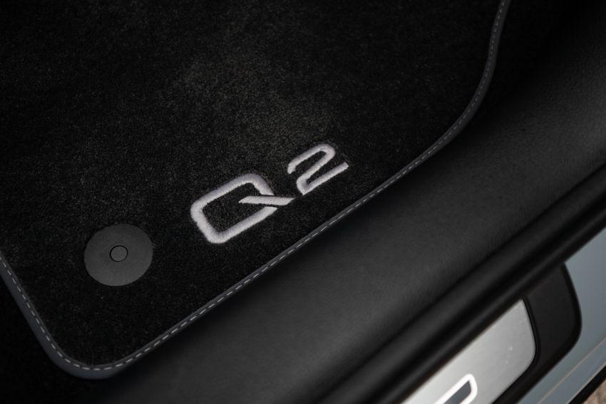 MEGA GALLERY: 2021 Audi Q2 facelift in greater detail Image #1197658
