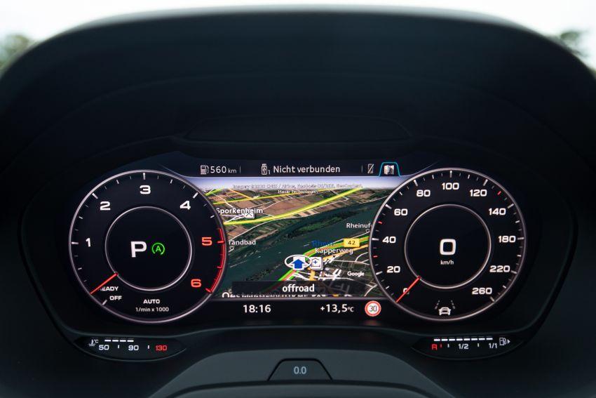 MEGA GALLERY: 2021 Audi Q2 facelift in greater detail Image #1197659