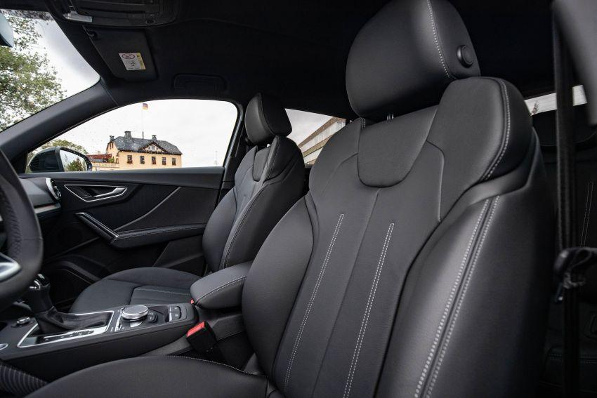 MEGA GALLERY: 2021 Audi Q2 facelift in greater detail Image #1197666