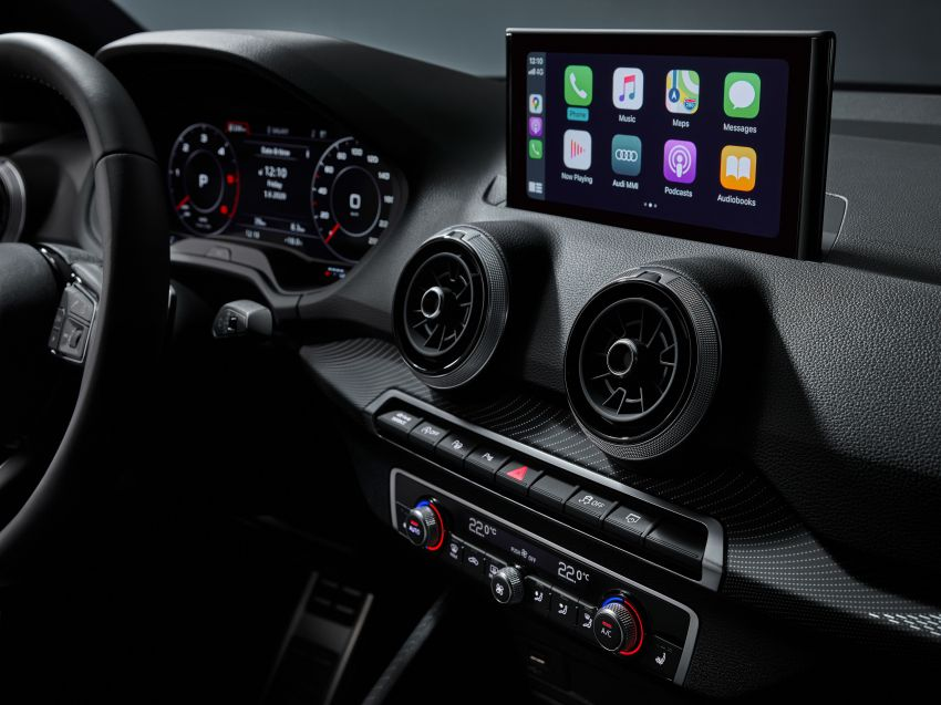 MEGA GALLERY: 2021 Audi Q2 facelift in greater detail Image #1197647