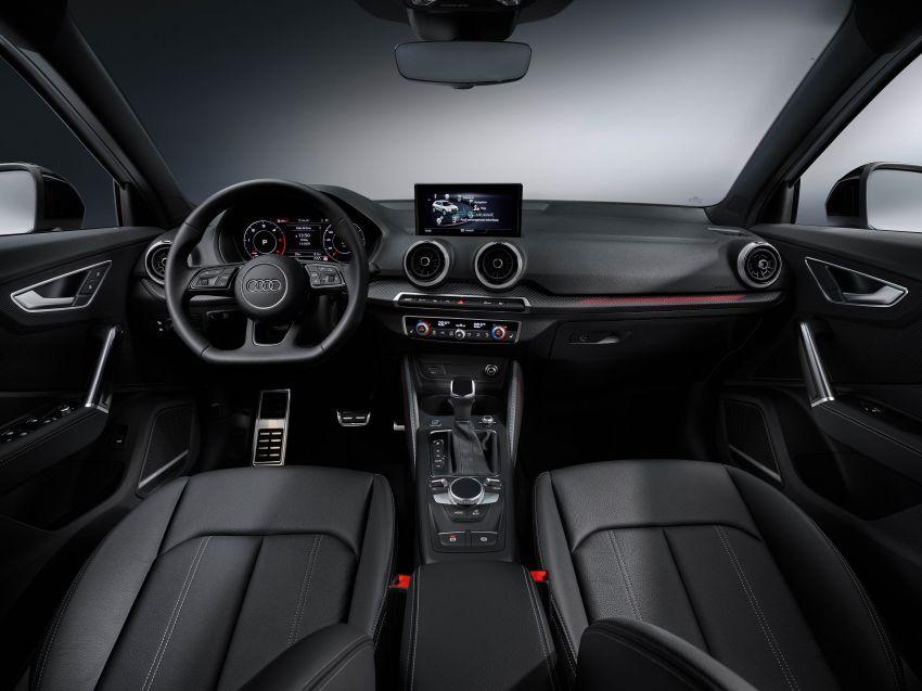 MEGA GALLERY: 2021 Audi Q2 facelift in greater detail Image #1197648