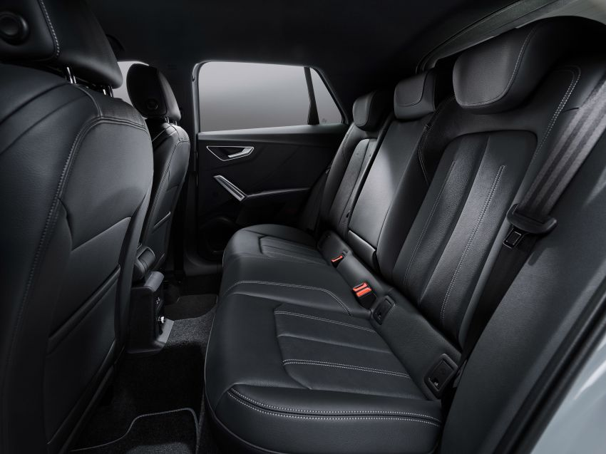 MEGA GALLERY: 2021 Audi Q2 facelift in greater detail Image #1197649