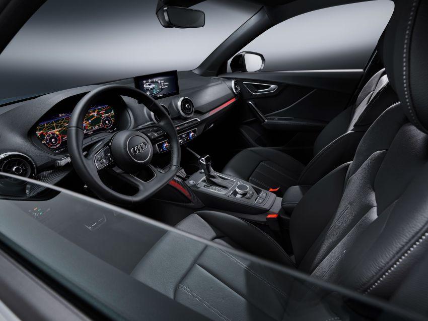MEGA GALLERY: 2021 Audi Q2 facelift in greater detail Image #1197651