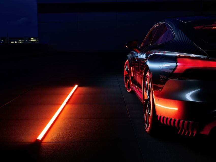 2021 Audi e-tron GT – first German-made electric Audi, production at Neckarsulm to begin at the end of 2020 Image #1190116