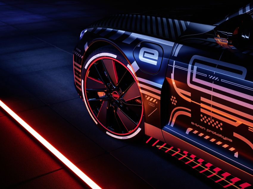 2021 Audi e-tron GT – first German-made electric Audi, production at Neckarsulm to begin at the end of 2020 Image #1190119