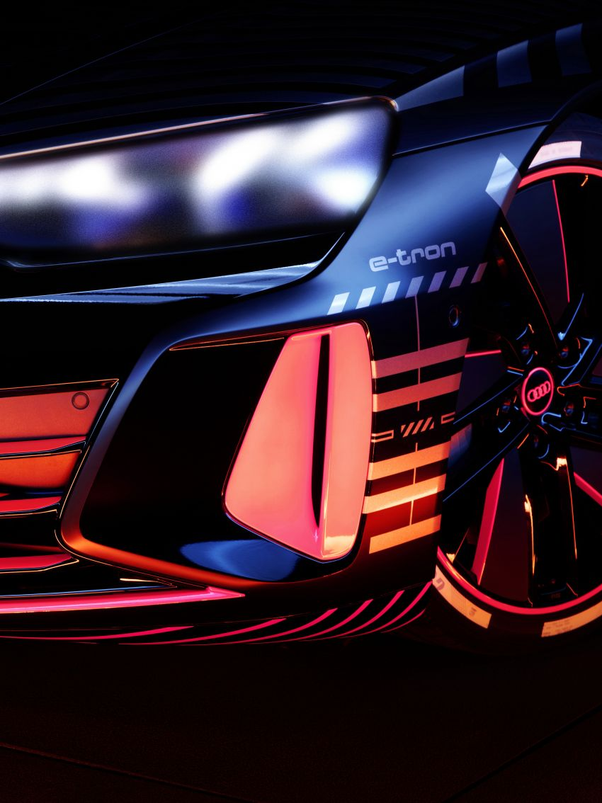2021 Audi e-tron GT – first German-made electric Audi, production at Neckarsulm to begin at the end of 2020 Image #1190110