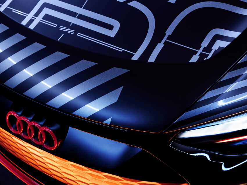 2021 Audi e-tron GT – first German-made electric Audi, production at Neckarsulm to begin at the end of 2020 Image #1190111