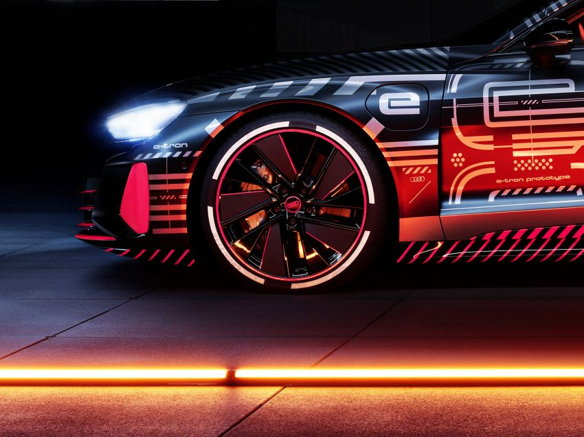 2021 Audi e-tron GT – first German-made electric Audi, production at Neckarsulm to begin at the end of 2020 Image #1190115