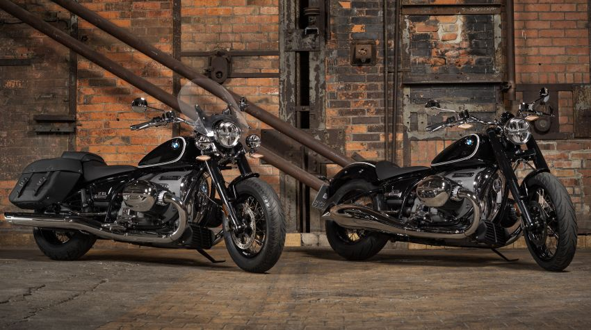 2021 BMW Motorrad R18 Classic joins Heritage lineup Image #1198628