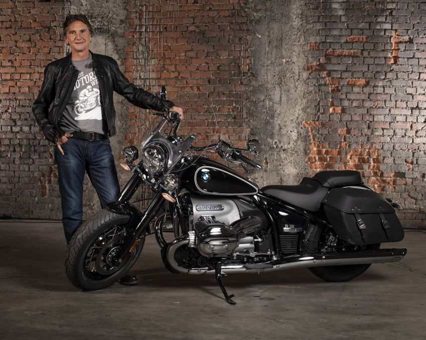 2021 BMW Motorrad R18 Classic joins Heritage lineup Image #1198636