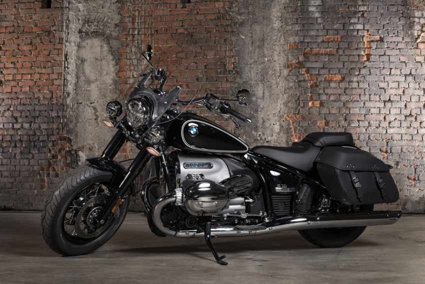 2021 BMW Motorrad R18 Classic joins Heritage lineup Image #1198641