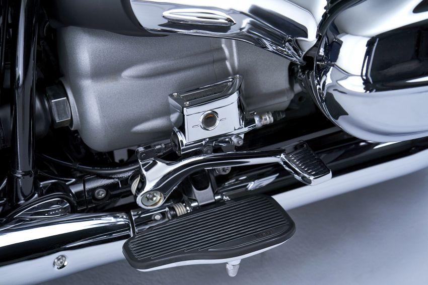 BMW R18 Classic lebih banyak aksesori untuk jelajah Image #1198799