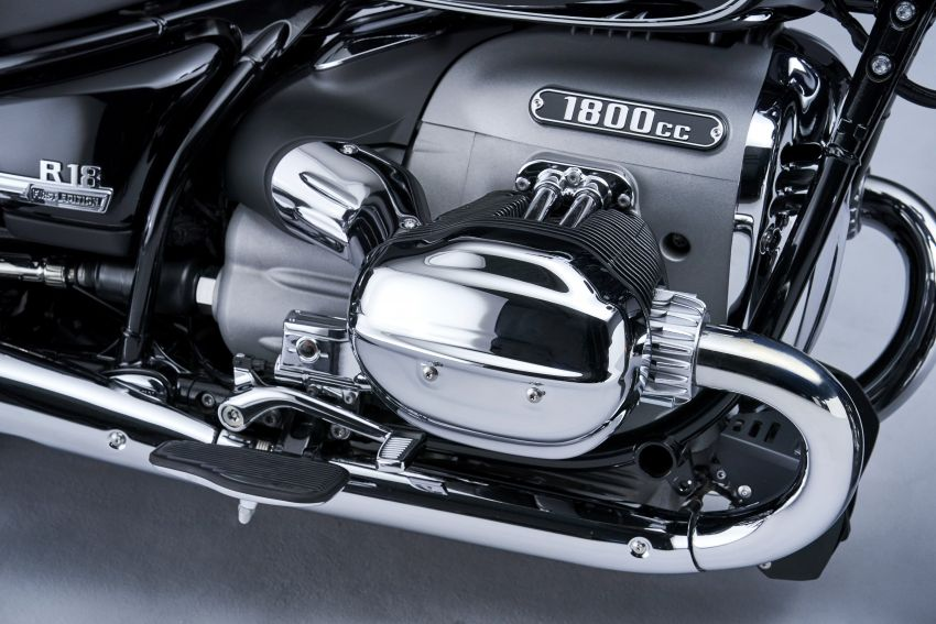 2021 BMW Motorrad R18 Classic joins Heritage lineup Image #1198681