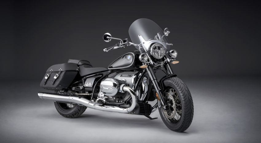 2021 BMW Motorrad R18 Classic joins Heritage lineup Image #1198647