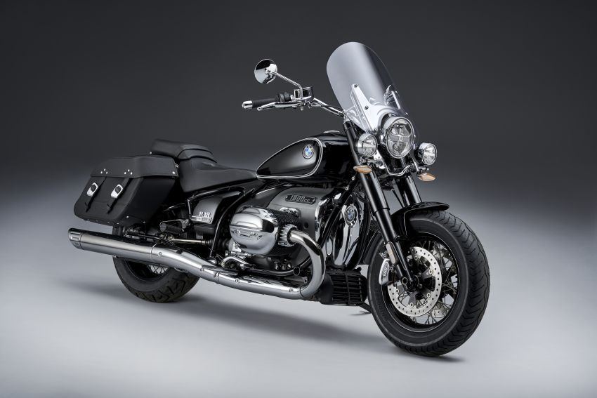 2021 BMW Motorrad R18 Classic joins Heritage lineup Image #1198649