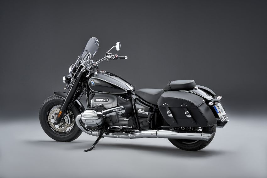 2021 BMW Motorrad R18 Classic joins Heritage lineup Image #1198650