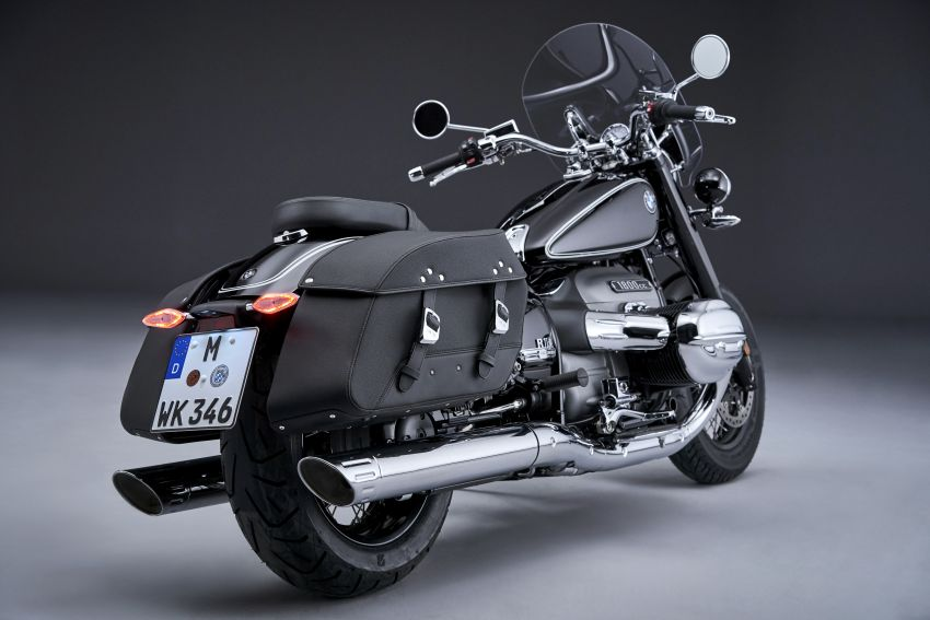 2021 BMW Motorrad R18 Classic joins Heritage lineup Image #1198653
