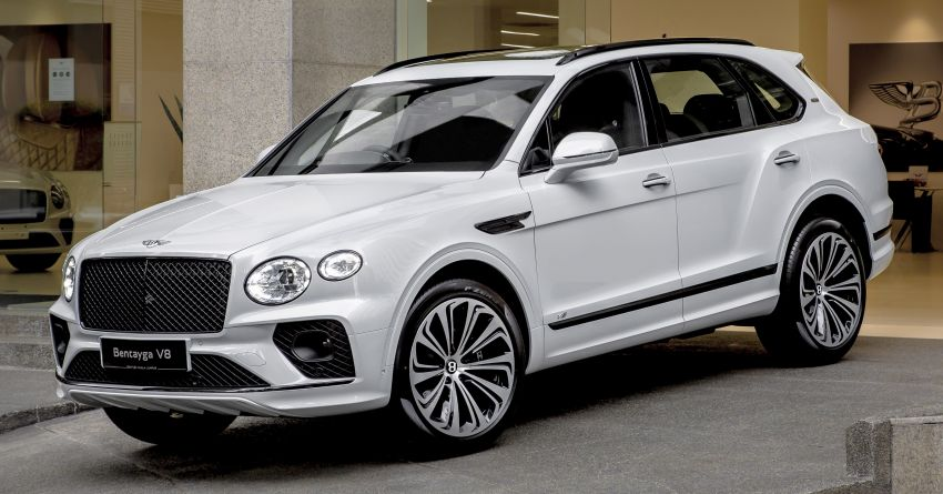 Bentley Bentayga facelift now available in Malaysia – 550 PS V8; from RM744k; First Edition from RM935k Image #1188079