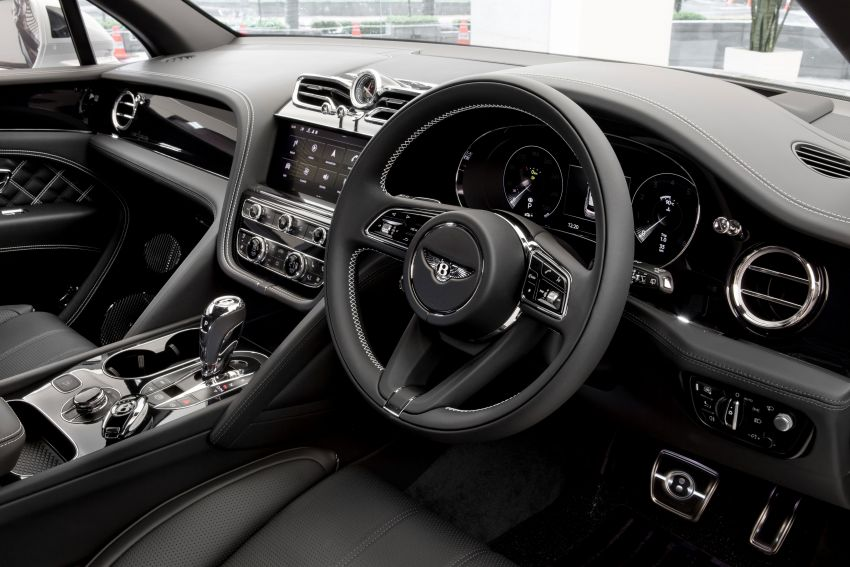 Bentley Bentayga facelift now available in Malaysia – 550 PS V8; from RM744k; First Edition from RM935k Image #1188137