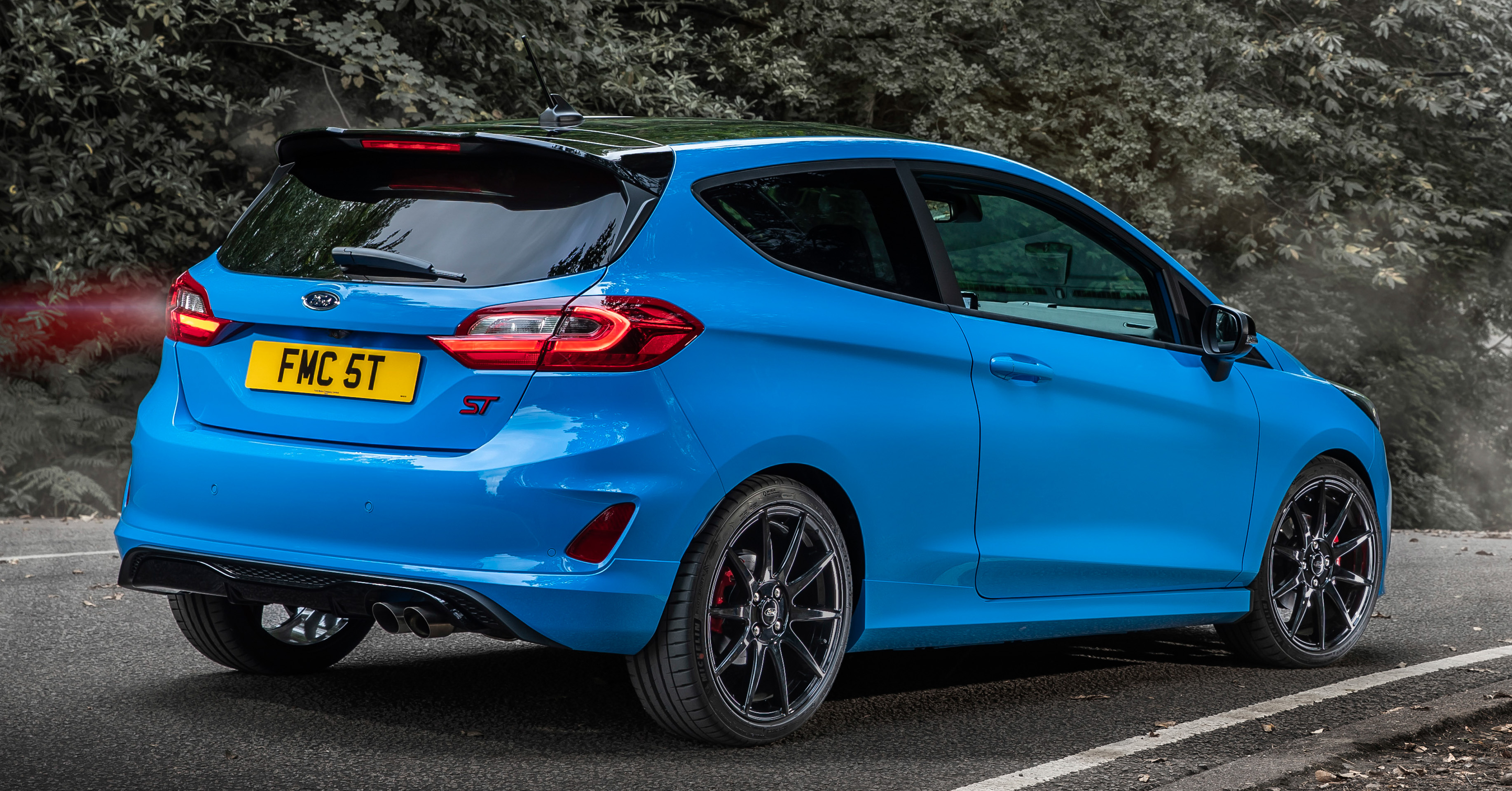 2021 Ford Fiesta ST Edition - 500 units, Europe only 2021 ...
