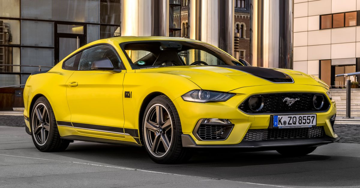 Will There Be A 2021 Mustang Gt350