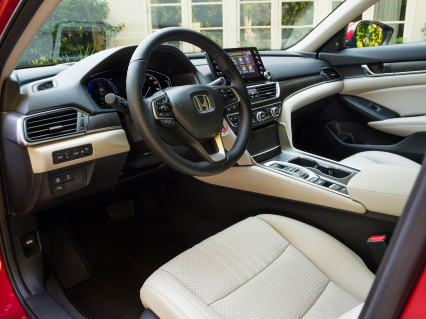 2021 Honda Accord facelift debuts in the United States with updated styling and revised list of equipment Image #1191521