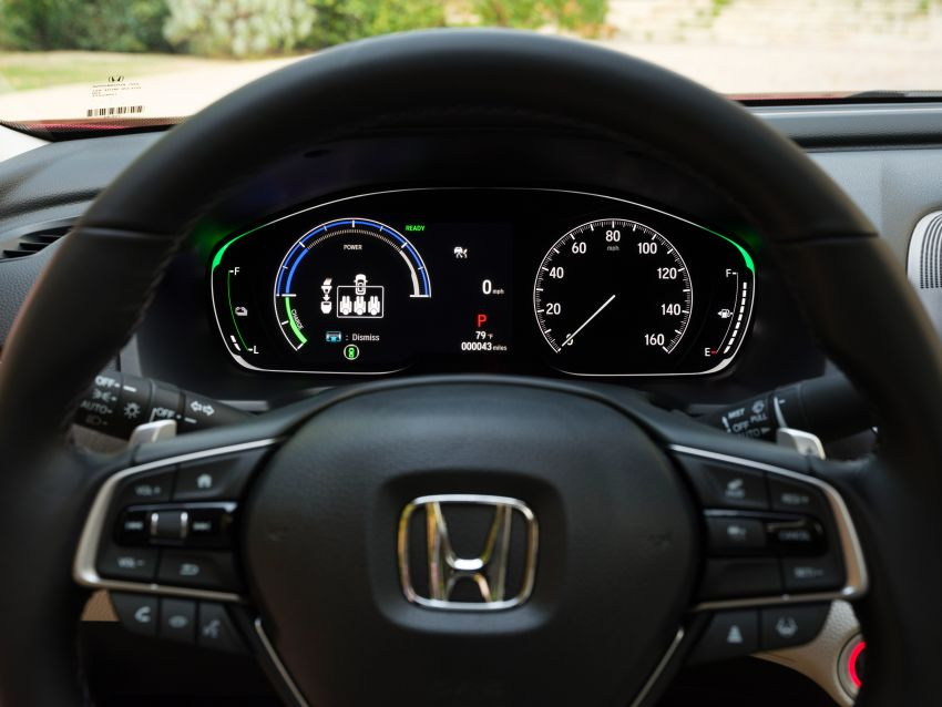 2021 Honda Accord facelift debuts in the United States with updated styling and revised list of equipment Image #1191523
