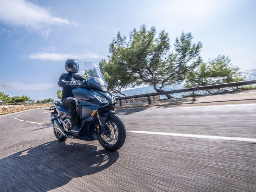 2021 Honda Forza 750 launched – 745 cc, torque control, dual clutch transmission six-speed gearbox Image #1193526