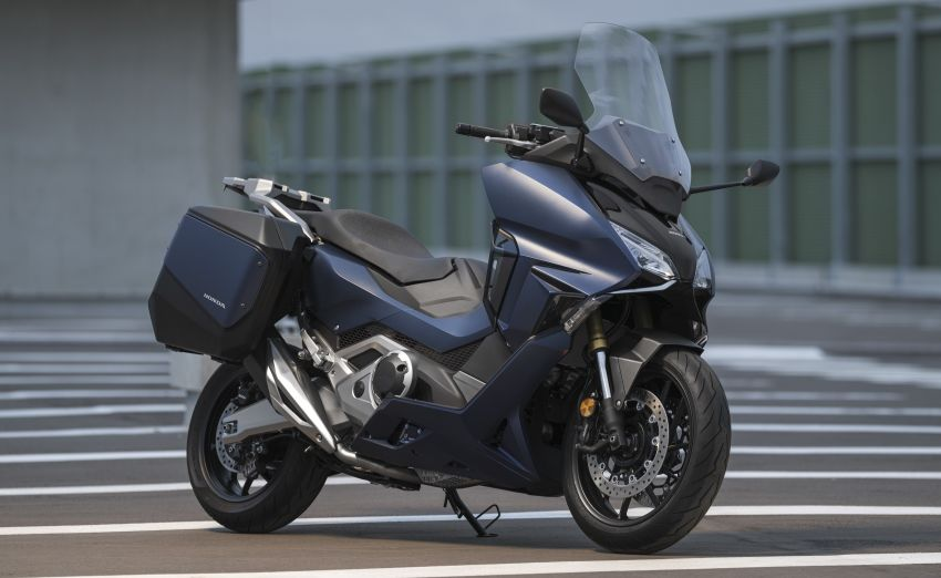 2021 Honda Forza 750 launched – 745 cc, torque control, dual clutch transmission six-speed gearbox Image #1193531