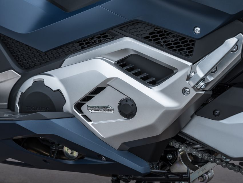 2021 Honda Forza 750 launched – 745 cc, torque control, dual clutch transmission six-speed gearbox Image #1193536