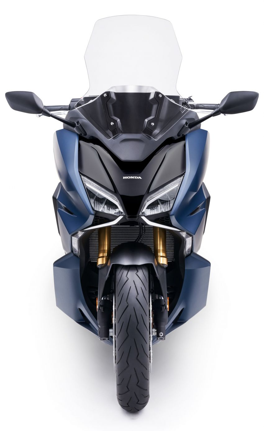 2021 Honda Forza 750 launched – 745 cc, torque control, dual clutch transmission six-speed gearbox Image #1193515