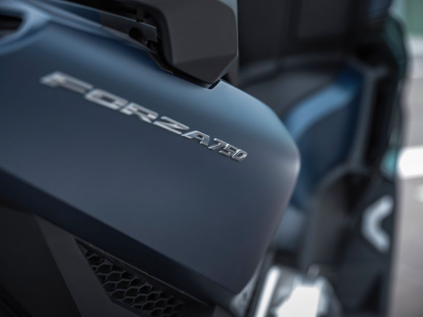 2021 Honda Forza 750 launched – 745 cc, torque control, dual clutch transmission six-speed gearbox Image #1193540