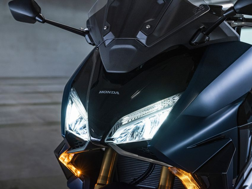 2021 Honda Forza 750 launched – 745 cc, torque control, dual clutch transmission six-speed gearbox Image #1193541