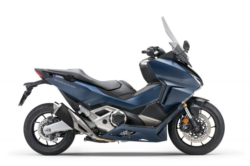 2021 Honda Forza 750 launched – 745 cc, torque control, dual clutch transmission six-speed gearbox Image #1193519