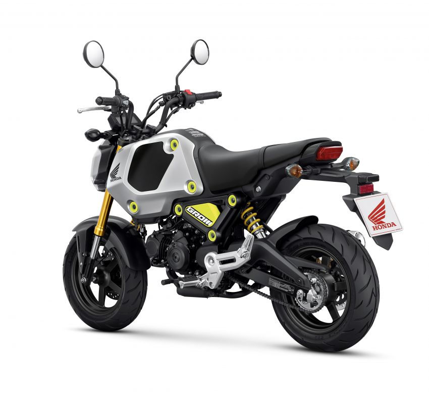 2021 Honda MSX 125 Grom launched, 5 speed gearbox Image #1197265