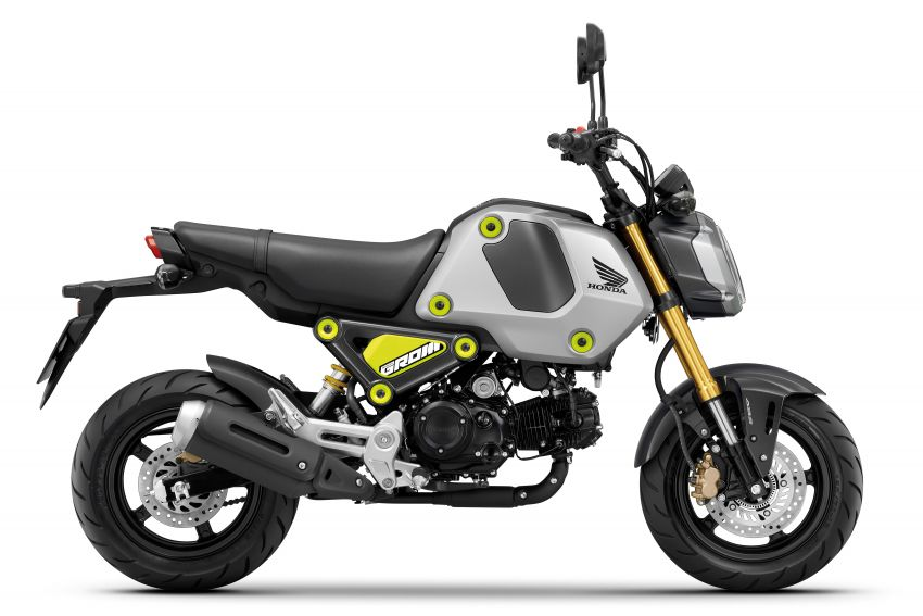 2021 Honda MSX 125 Grom launched, 5 speed gearbox Image #1197268