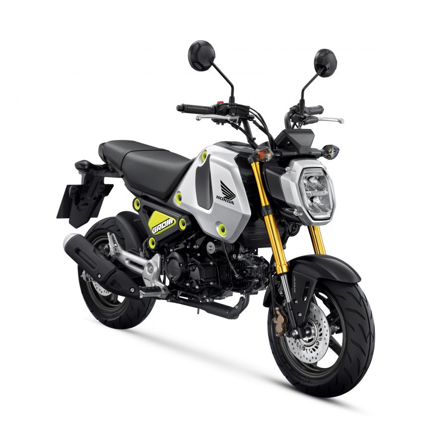 2021 Honda MSX 125 Grom launched, 5 speed gearbox Image #1197269