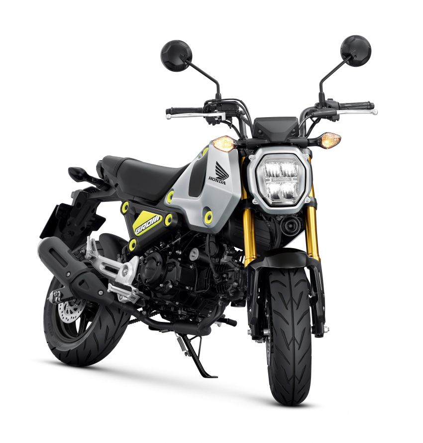 2021 Honda MSX 125 Grom launched, 5 speed gearbox Image #1197270