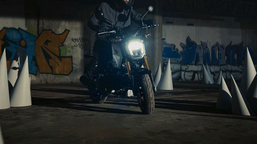 2021 Honda MSX 125 Grom launched, 5 speed gearbox Image #1197271