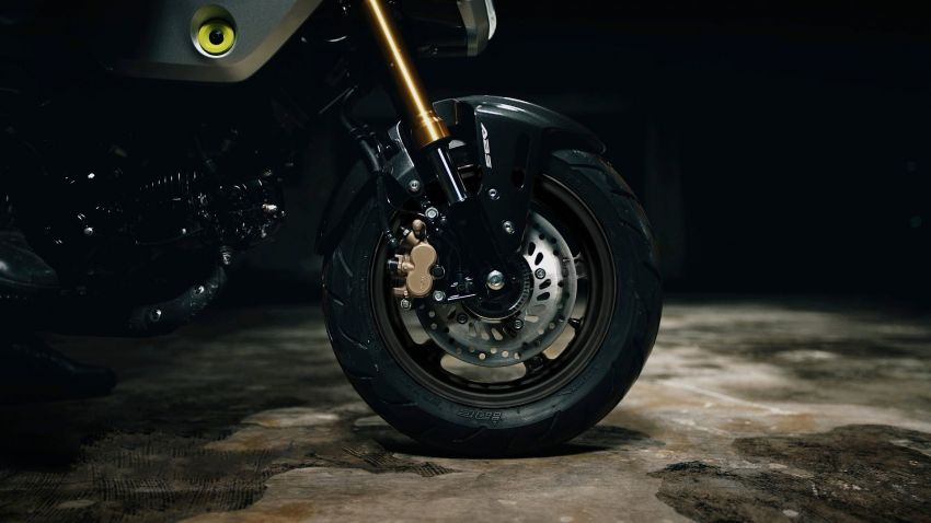 2021 Honda MSX 125 Grom launched, 5 speed gearbox Image #1197272
