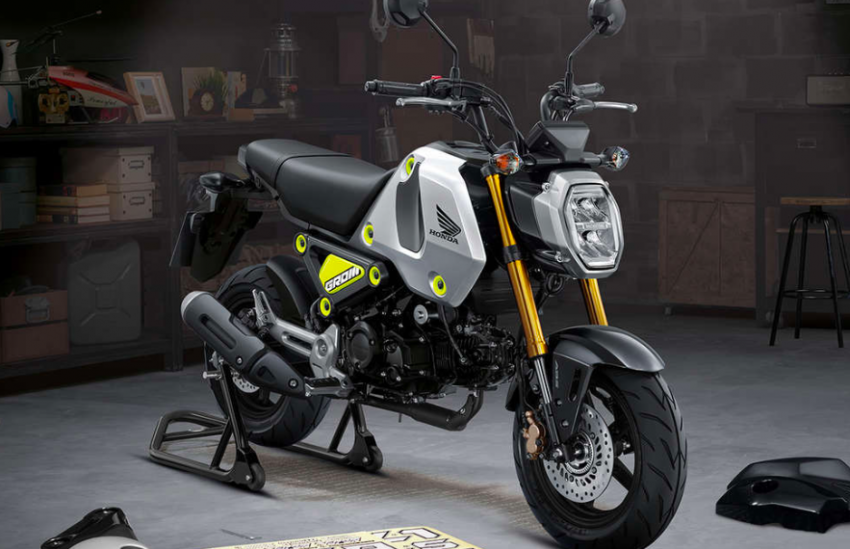 2021 Honda MSX 125 Grom launched, 5 speed gearbox Image #1197279
