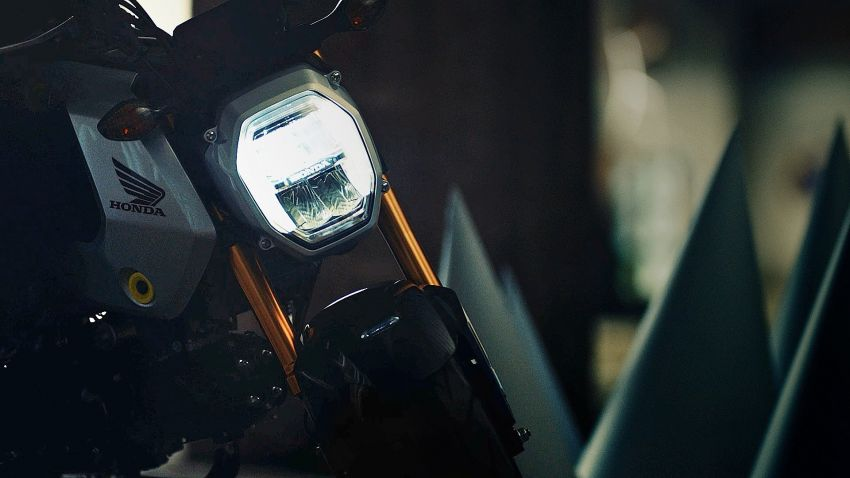 2021 Honda MSX 125 Grom launched, 5 speed gearbox Image #1197273