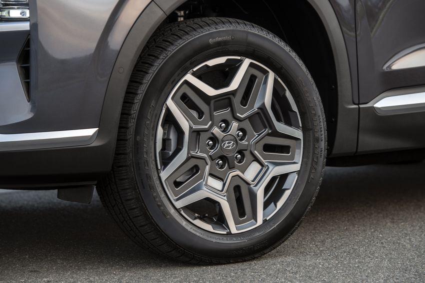 2021 Hyundai Santa Fe facelift debuts in US – 191 hp 2.5L GDI and 277 hp T-GDI, 225 hp 1.6L turbo hybrid Image #1191954