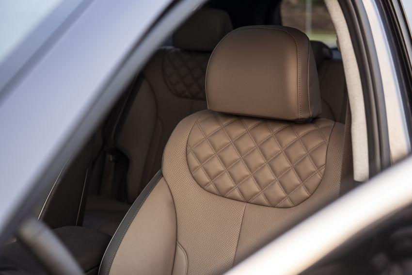 2021 Hyundai Santa Fe facelift debuts in US – 191 hp 2.5L GDI and 277 hp T-GDI, 225 hp 1.6L turbo hybrid Image #1192034