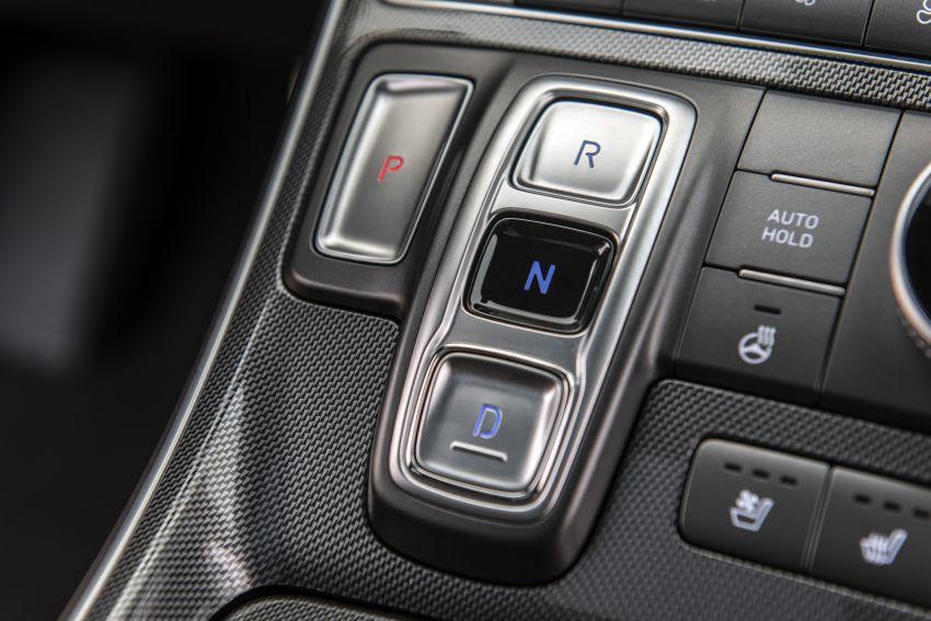2021 Hyundai Santa Fe facelift debuts in US – 191 hp 2.5L GDI and 277 hp T-GDI, 225 hp 1.6L turbo hybrid Image #1192066