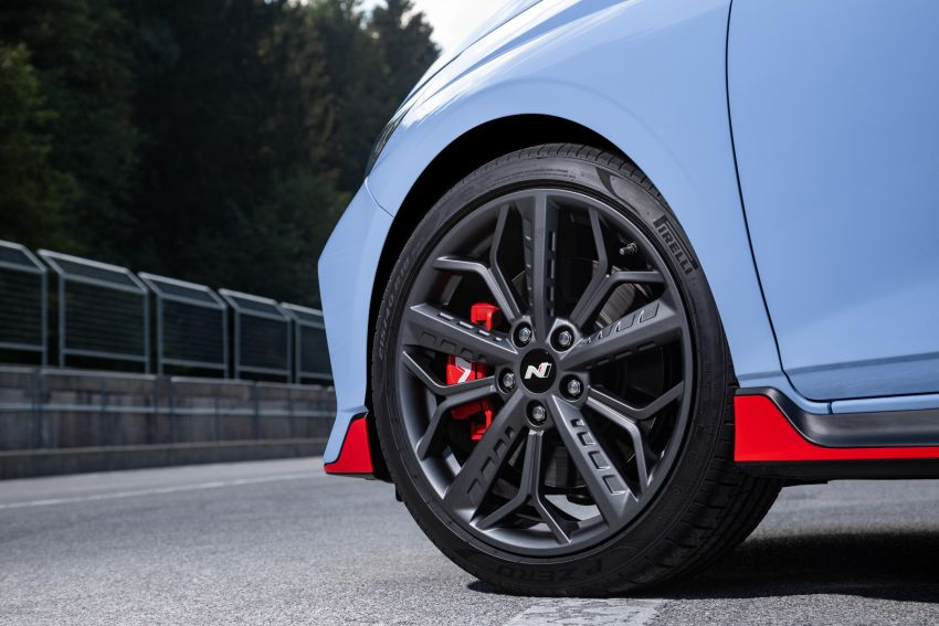 2021 Hyundai i20 N debuts – 1.6L T-GDi, 204 PS, 275 Nm; 6-speed manual with Launch Control & rev match Image #1195979