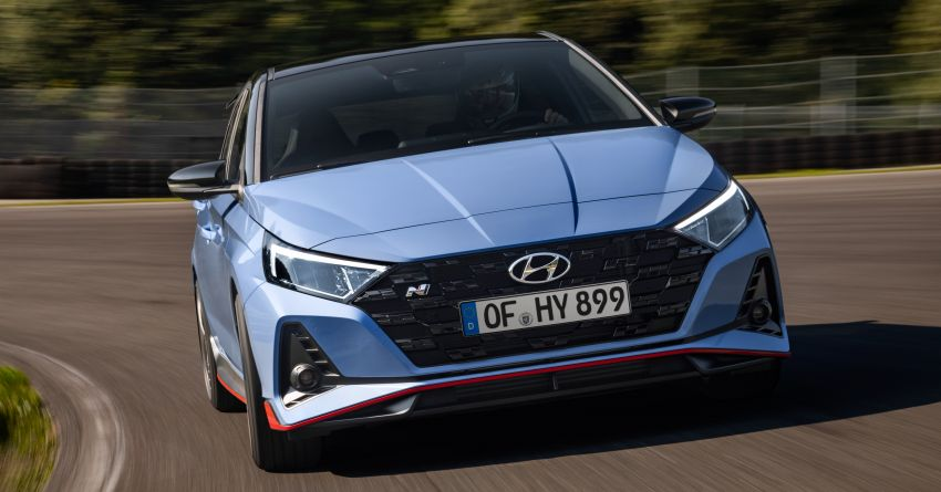 2021 Hyundai i20 N debuts – 1.6L T-GDi, 204 PS, 275 Nm; 6-speed manual with Launch Control & rev match Image #1195969